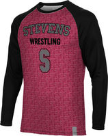 Wrestling Spectrum Sublimated Long Sleeve Tee