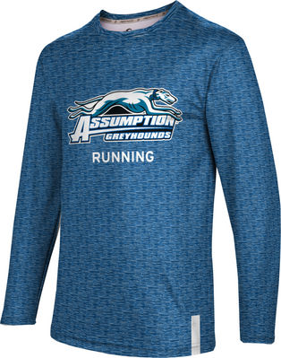 Running ProSphere Sublimated Long Sleeve Tee