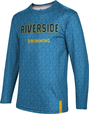 Swimming ProSphere Sublimated Long Sleeve Tee