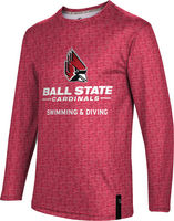 Swimming & Diving ProSphere Sublimated Long Sleeve Tee