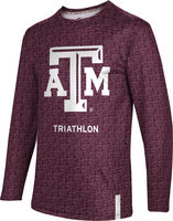 Triathlon ProSphere Sublimated Long Sleeve Tee