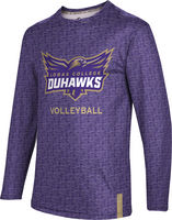 Volleyball ProSphere Sublimated Long Sleeve Tee