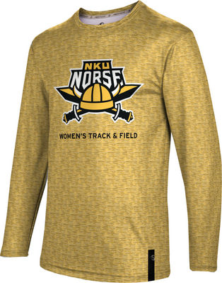 Womens Track & Field ProSphere Sublimated Long Sleeve Tee