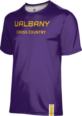 Prosphere Mens Sublimated Tee Cross Country