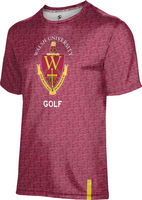 Prosphere Mens Sublimated Tee Golf