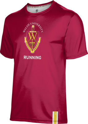 Prosphere Mens Sublimated Tee Running