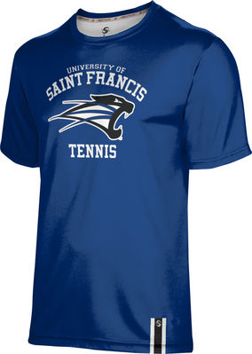 Prosphere Mens Sublimated Tee Tennis