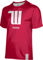 Prosphere Mens Sublimated Tee  Tennis (Online Only)