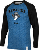 Mom Spectrum Sublimated Long Sleeve Tee