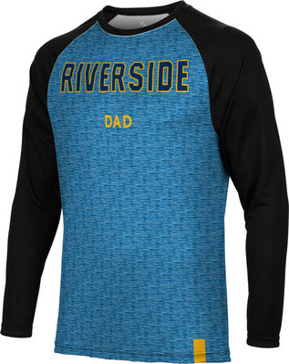 Dad Spectrum Sublimated Long Sleeve Tee