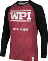 Proud Parent Spectrum Sublimated Long Sleeve Tee