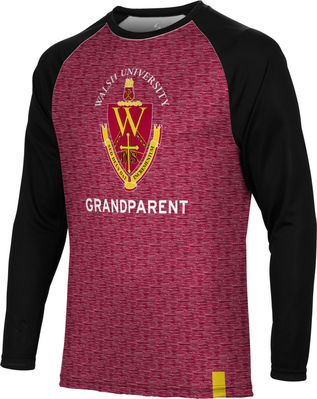 Grandparent Spectrum Sublimated Long Sleeve Tee