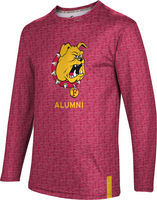 Alumni ProSphere Sublimated Long Sleeve Tee