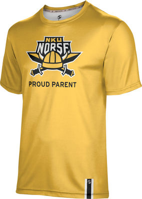 Prosphere Mens Sublimated Tee Proud Parent