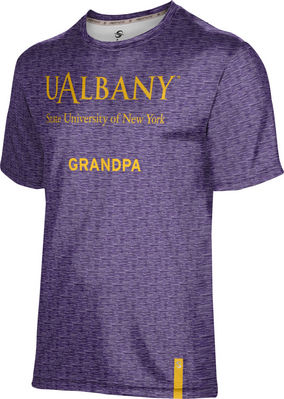 Prosphere Mens Sublimated Tee Grandpa