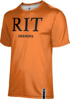 Prosphere Mens Sublimated Tee  Grandpa (Online Only)
