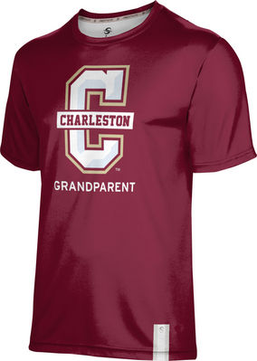 Prosphere Mens Sublimated Tee Grandparent
