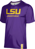 Prosphere Mens Sublimated Tee  Grandparent (Online Only)