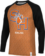 Bowling Spectrum Sublimated Long Sleeve Tee (Online Only)