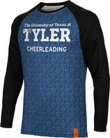 Cheerleading Spectrum Sublimated Long Sleeve Tee (Online Only)