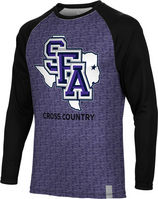 Cross Country Spectrum Sublimated Long Sleeve Tee (Online Only)