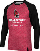 Gymnastics Spectrum Sublimated Long Sleeve Tee (Online Only)