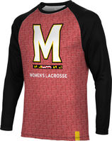 Womens Lacrosse Spectrum Sublimated Long Sleeve Tee (Online Only)