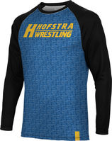 Wrestling Spectrum Sublimated Long Sleeve Tee (Online Only)