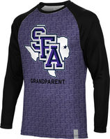 Grandparent Spectrum Sublimated Long Sleeve Tee (Online Only)