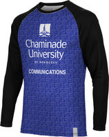 Communications Spectrum Sublimated Long Sleeve Tee