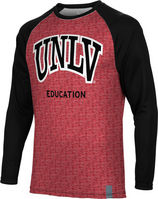 Education Spectrum Sublimated Long Sleeve Tee