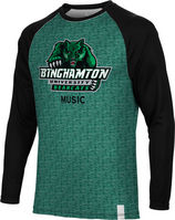 Music Spectrum Sublimated Long Sleeve Tee