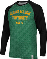 Music Spectrum Sublimated Long Sleeve Tee (Online Only)