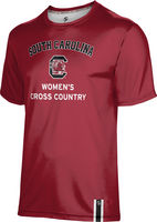 Womens Cross Country ProSphere Sublimated Tee (Online Only)