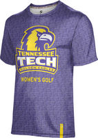 Womens Golf ProSphere Sublimated Tee (Online Only)