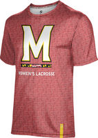 Womens Lacrosse ProSphere Sublimated Tee (Online Only)