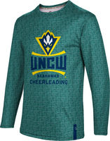 Cheerleading ProSphere Sublimated Long Sleeve Tee (Online Only)