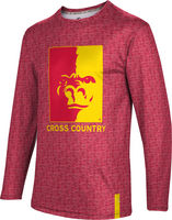 Cross Country ProSphere Sublimated Long Sleeve Tee (Online Only)