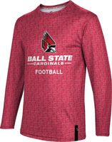 Football ProSphere Sublimated Long Sleeve Tee (Online Only)