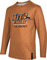 Ice Hockey ProSphere Sublimated Long Sleeve Tee (Online Only)