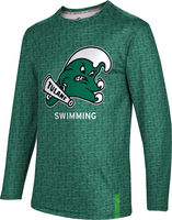 Swimming ProSphere Sublimated Long Sleeve Tee (Online Only)