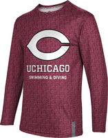 Swimming & Diving ProSphere Sublimated Long Sleeve Tee (Online Only)