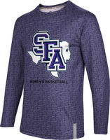Womens Basketball ProSphere Sublimated Long Sleeve Tee (Online Only)