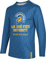 Womens Golf ProSphere Sublimated Long Sleeve Tee (Online Only)