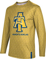 Womens Bowling ProSphere Sublimated Long Sleeve Tee (Online Only)
