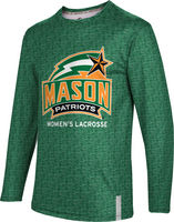 Womens Lacrosse ProSphere Sublimated Long Sleeve Tee (Online Only)
