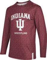 Wrestling ProSphere Sublimated Long Sleeve Tee (Online Only)