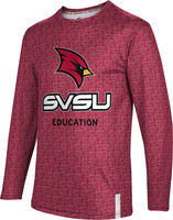 Education ProSphere Sublimated Long Sleeve Tee (Online Only)
