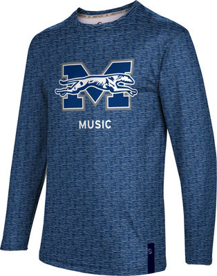 ProSphere Music Unisex Long Sleeve Tee