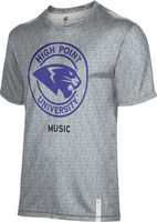 Music ProSphere Sublimated Tee (Online Only)